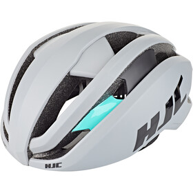 HJC Ibex 2.0 Road Hjelm, white line grey